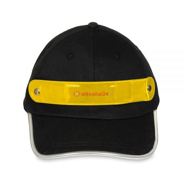 Kepure su LED apsvietimu geltona 1