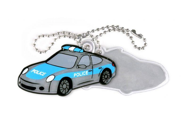 zawieszka policyjne auto zbiorcze